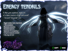[ Exilus ] Energy Tendrils