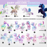 SEmotion Libellune Fairy Unicorn Animesh #4