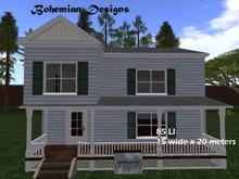 Bohemian Designs Abilene Cottage