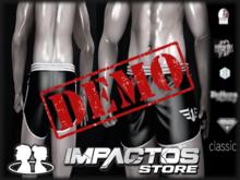 IMPACT- BLACKShorts  DEMO Aesthetic/LEGACY/BELLEZA/SIGN/SLIN