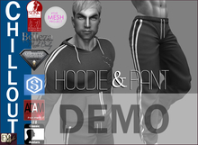 EMS - CHILLOUT PANT & HOODIE - DEMO PACK