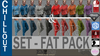 EMS - CHILLOUT SET - FAT PACK