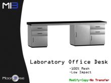 [MB3] Laboratory Office Desk