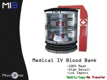 [MB3] Hospital Medical IV Blood Bank