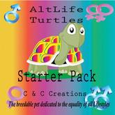 AltLife Turtles Starter Kit 3.5