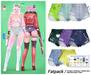 MIWAS / Rei Denim shorts #FATPACK