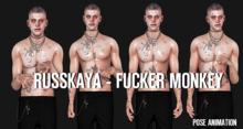 RUSSKAYA - F* MONKEY