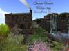 Secret Forest Collection Hilltop Keep Tudor Medieval Castle Cottage House Mesh