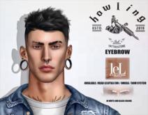 [ H O W L I N G ]-GLOVE . eyebrows