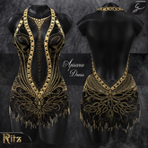 Gulabi [Apsara] Dress - Ritz