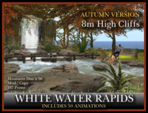 TMG - WHITE WATER RAPIDS - AUTUMN*