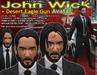 John Wick Avatar + Desert Eagle Gun