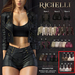 Ricielli - Aella Gacha (M.Lara) - Top Set (19 to 25) - (BOX)
