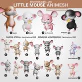 SEmotion Libellune Little Mouse Animesh #5