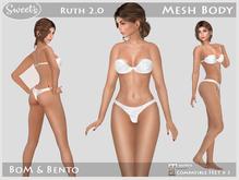 Sweet's Ruth 2.0 BoM Bento Mesh Body