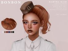 bonbon - martha hair (colours)