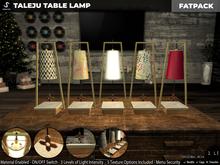 [satus Inc] Taleju Table Lamp