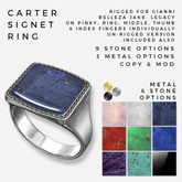 MARKED - Carter Signet Ring