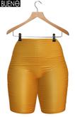 BUENO-Karmin Shorts-Yello