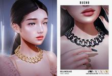 BUENO-Bella Necklace-Gold