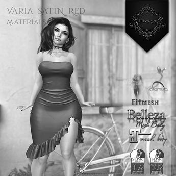 **Mistique** Varia demo{wear me and click to unpack)