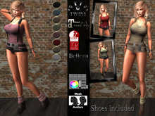 V-Twins - Ryder Casual for Maitreya, Slink and Belleza