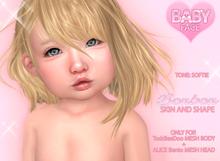 :*BABY*: Bonbon -{Softie}- Skin+Shape FOR ToddleeDoo Body +Alice Bento Head