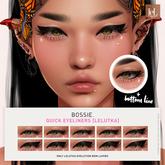 Bossie. quick eyeliners [LeLutka] (wear me)