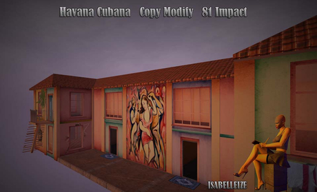 Havana Cubana Copy Modify Isabelleize