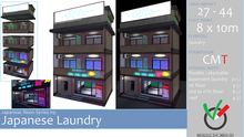 * M^2 * Japanese Neon Series 05: Laundry  (BOXED/MESH/COPY/MOD)