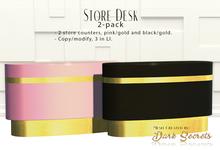 Dark Secrets - Store Desk 2 pack