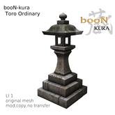 *booN-kura Toro Ordinary