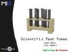 [MB3] Scientific Test Tubes