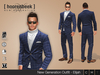 Complete Outfit - Elijah - Signature, Legacy, Belleza, SLink, Classic Avatar