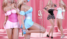 [ LsR ] - Sexy Cady Dress Fatpack