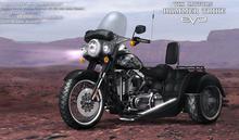 Vix Motors - Hammer Trike - EVO