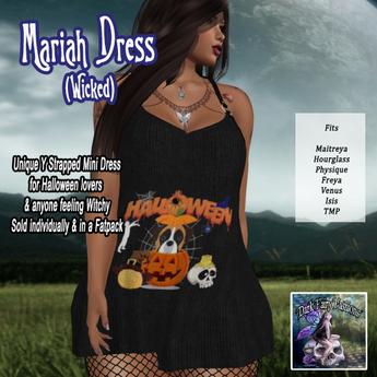 DFF Mariah Dress (Wicked) #24