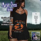 DFF Mariah Dress (Wicked) #6