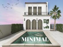 MINIMAL - California Villa