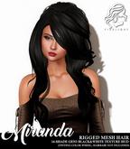 !!Firelight!! Miranda Gen3 Black&White