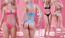[ LSR ] - Sexy Love Bikini Fatpack