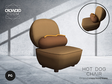 Crowded Room -  Hot Dog Chair PG (ADD)