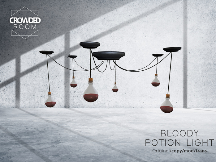 Crowded Room - Potion Light