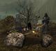 CJ Halloween Grave - the Death with creepy Sound