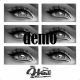 .:the-HAUS:. Mocha Eyeshadow Pallet DEMO