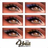 .:the-HAUS:. Mocha Eyeshadow Pallet