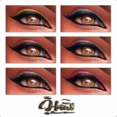 .:the-HAUS:. Aradia Eyeshadow Pallet