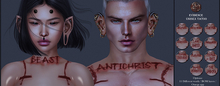 Suicide Gurls - Evidence Unisex Tattoo