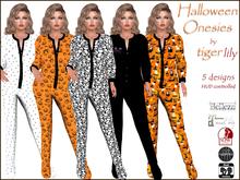Tigerlily Designs Halloween Onesie