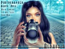 Asphyxia Photographer Bento Pose + Mesh Camera